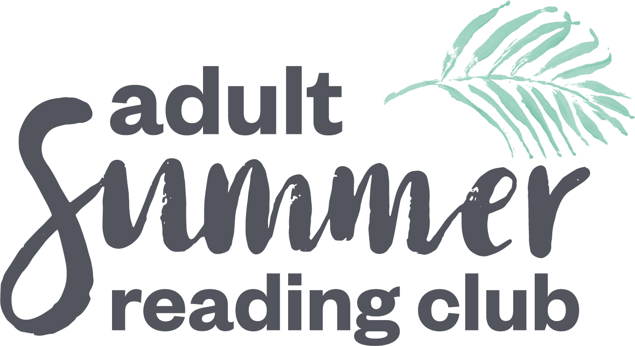 Adult Summer Reading Club Logo