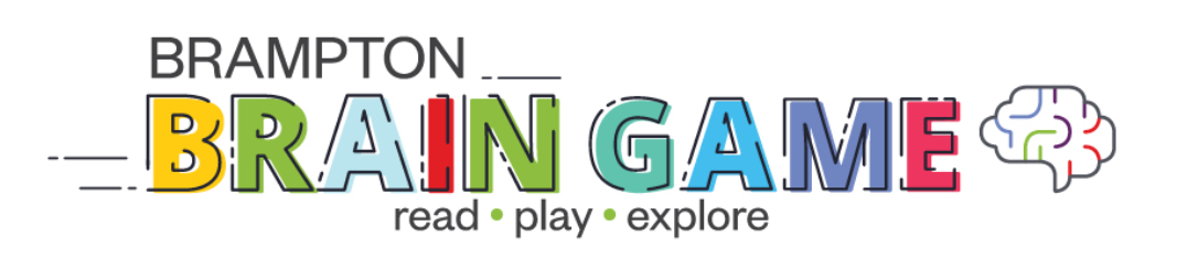 Brampton Brain Game Logo