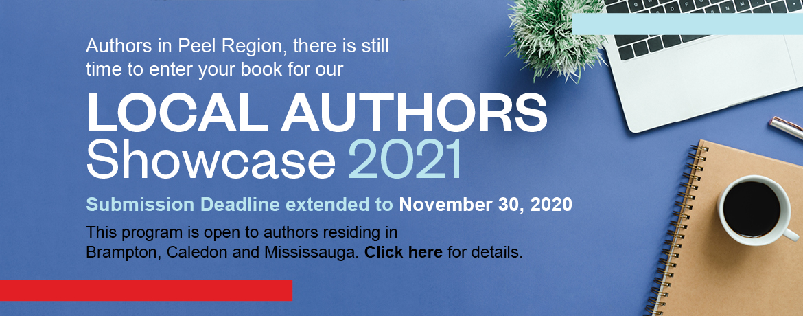 Local Authors Showcase 2020/21
