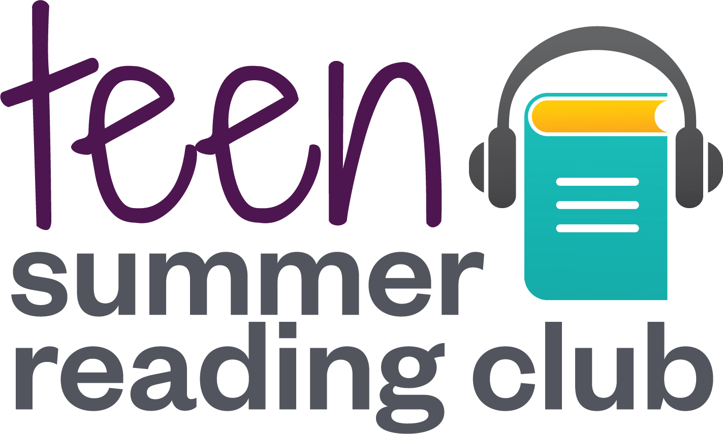Teen Summer Reading Club logo