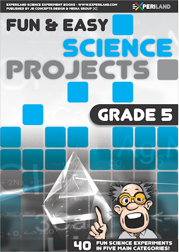 Fun and Easy Science Projects Book Cover